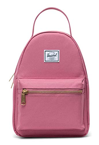 Herschel Supply Unisex Nova Rucksack, Heather Rose (Pink) - null.list