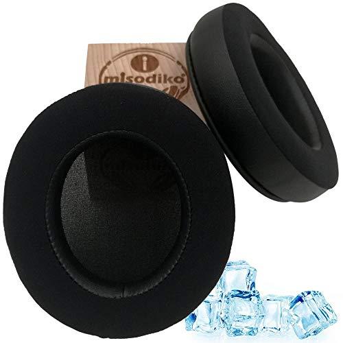 Misodiko - Almohadillas de Repuesto para Auriculares de Gaming Razer Nari Ultimate 7.1 inalámbrica/Cableada, Piezas de reparación de Auriculares