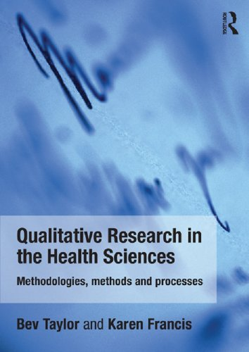 41i5+Yy5+2L - Qualitative Research in the Health Sciences: Methodologies, Methods and Processes