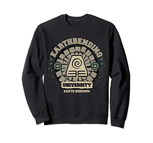 Earthbending University Earth Kingdom Sweatshirt