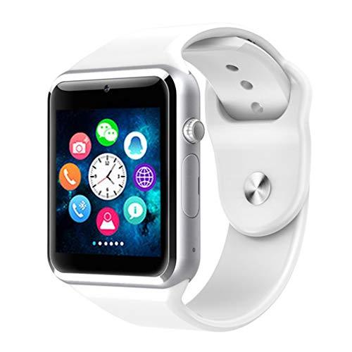 JingJingQi smart watch Smart Watch A1 Met Passometer Camera SIM Card Call Mannen Vrouwen Smartwatch Voor Samsung Xiaomi Huawei HTC Android Phone PK Y1 DZ09