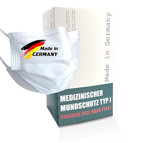 ITS Medizinischer Mundschutz Typ1 50...