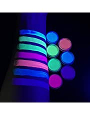 ONMAY 7 Color Water Activated UV Reactive Cake Eyeliner