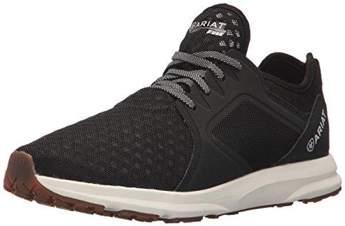 ARIAT Herren Fuse Athletic Schuh, Schwarz (schwarz (Netzstoff)), 43 EU
