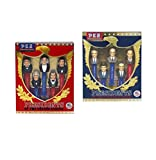 Pez Presidents Candy Dispensers - Collection of 10 Presidential Pez - Includes Figurines From Volumes 2 and 7 - President Andrew Jackson, JFK, FDR, Harry Truman, Dwight Eisenhower and Others