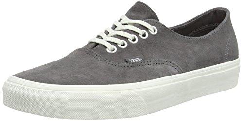 Vans Authentic Decon, Unisex-Erwachsene Sneakers, Grau (scotchgard/pewter/blanc De Blanc), 36 EU (3.5 UK)
