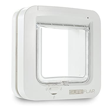 SureFlap Microchip Cat Door- White