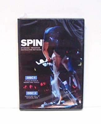 SPIN® (Spinning® Program Instructor Network) Class Design & Marketing Tools Software (with Gasoline Vol. 27 Audio CD)