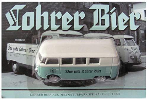 Lohrer Bier Nr.17 - Aus dem Naturpark Spessart - Samba T1 - Bus