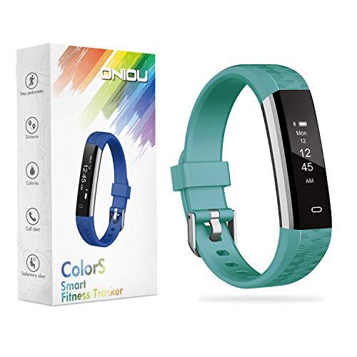 ONIOU Kids Fitness Tracker Watch, IP67 Waterproof Activity Tracker with...
