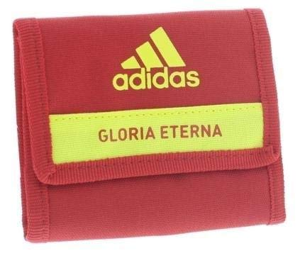 adidas FEF Spain Billetera, Unisex Adulto, Scarlet, NS