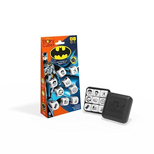Rory Story Cubes Batman Dice by Rory Story Cubes