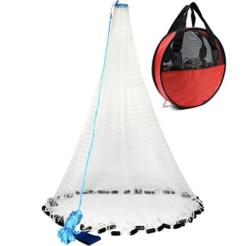 Best 4 foot fishing nets review 2021 - Top Pick