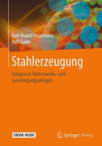 Stahlerzeugung: Integrierte Hüttenwerks- und Gasreinigungsanlagen