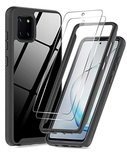 LeYi Samsung Galaxy Note 10 Lite Case(2020), Samsung Note 10 Lite Case