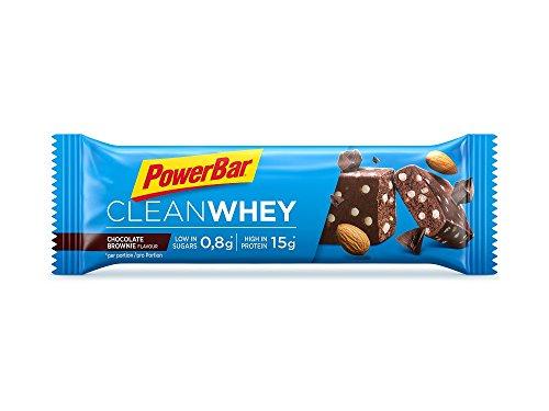 Powerbar Clen Why Chocolate Brownie Chocolate