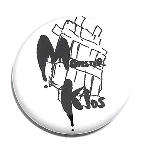 [モンスターキッズ]MONSTER KIDS 缶バッジ 絆創膏 32mm KB-29