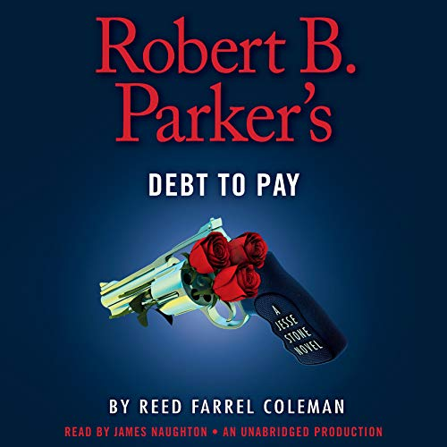 Robert B. Parker's Debt to Pay audiobook cover art