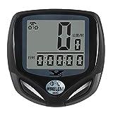 loonBonnie Tabla de códigos Ys368C Fabricante Tabla de códigos de Bicicleta inalámbrica Cuentakilómetros de Bicicleta Batería de Alta Capacidad Fácil de Instalar
