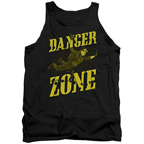 Tank Top: Archer- Flying In The Danger Zone Size XXL