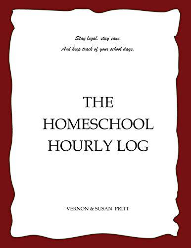 The Homeschool Hourly Log