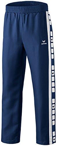 Erima Classic 5-C Pantalon de présentation Homme New Navy/Blanc FR : S (Taille Fabricant : S)
