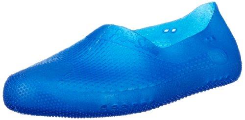Fashy Unisex-Erwachsene Pro-Swim Schwimmschuh Aqua Schuhe, Blau (Blau-Transparent 50), 40/41 EU