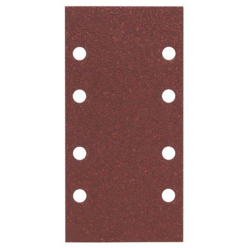 Bosch Professional Schleifblatt für Schwingschleifer Holz und Farbe Best for Wood and Paint (50 Stück, Körnung 40, C470)