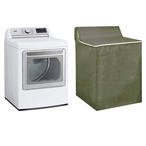 Washer and Dryer Cover, Top Load and Front Load Machine, Waterproof Dust Proof, Suitable for Most Washers and Dryers (Assorted Color)