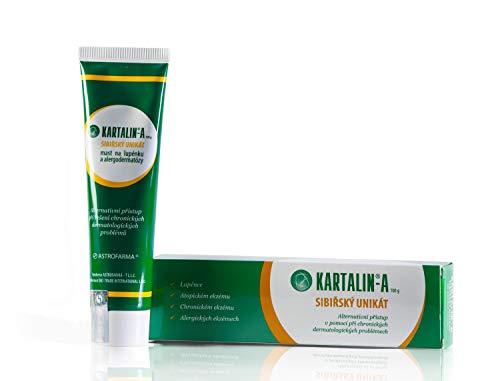 Kartalin- Schützend-prophylaktische Hautcreme, (Schuppenflechte, Psoriasis, Ekzem), 100 ml