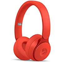 Beats Solo Pro Wireless Noise Cancelling On-Ear Headphones (Red)