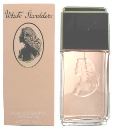 Evyan White Shoulders By Evyan For Women. Eau De Cologne Spray 4.5-Ounces