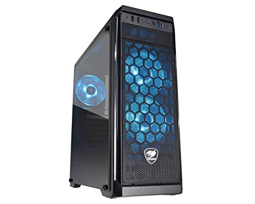 COUGAR Mesh-G Powerful Airflow with Stunning ARGB Mid-Tower