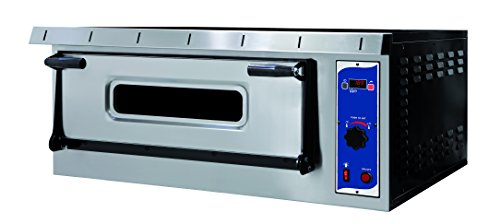Pizzaofen Flammkuchenofen Brotofen Backofen Pizzabackofen Gastro Modell Classic 6 Digital