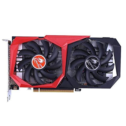 GUOJIAYI GTX 1660 1650 1060 1050 1030 730 750 710 Grafikkarte für Desktop-Computerspiele GTX1650SUPER4G