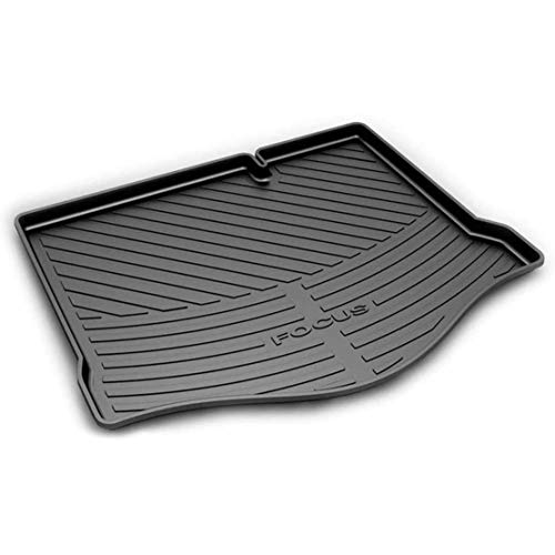 ZYLFP Boot Trunk Mats For Ford Focus, Rubber Non-Slip Dust-Proof Floor Mats Car Accessories