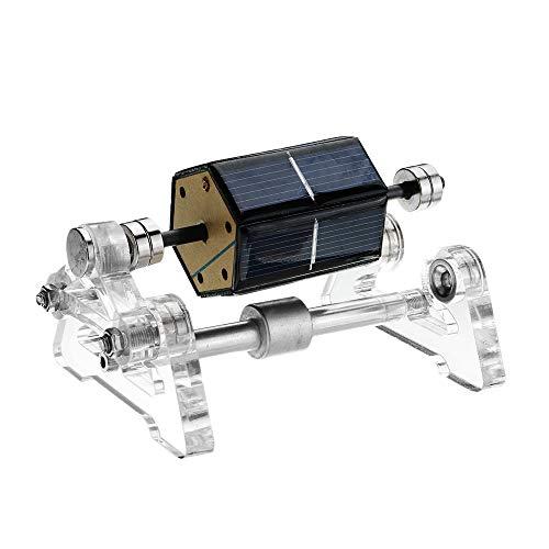 ACAMPTAR Stark-2 Solar Motor Magnet Schwebe Bahn PäDagogisches Modell Geschenk Spielzeug