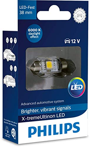 Philips automotive lighting MT-PH 128596000KX1 Iluminación Led, 6.000K