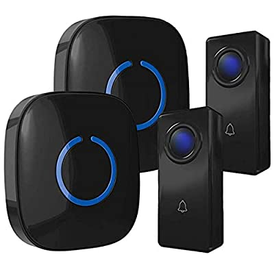 CROSSPOINT Expandable Wireless Doorbell Alert System