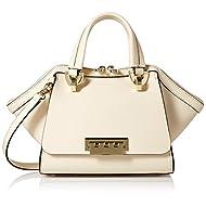 ZAC Zac Posen Women's Eartha Iconic Mini Double Handle Bag