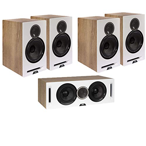 Why Should You Buy ELAC Debut Reference DB62 5.0 Channel Bookshelf Surround Sound Home Theater Syste...