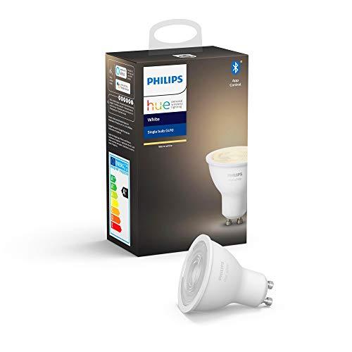 Philips 5.2W Plastic Lamp White