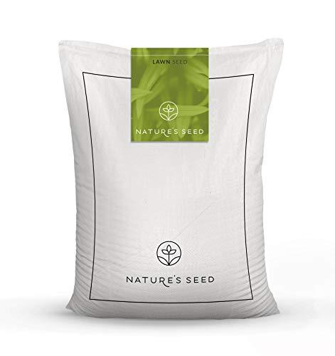 Nature's Seed TURF-POPR-2000-F Velvet Blue Grass Seed Blend (2000 sq ft)