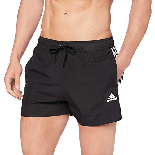 adidas Herren 3S CLX SH VSL Swimsuit, Black, 8