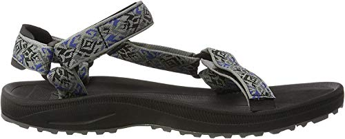 Teva Herren M Winsted Sandalen, Grau (Robles Grey), 45.5 EU
