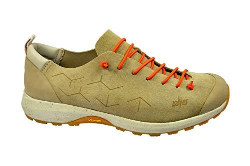 LOMER Trekkingschuhe Spirit Plus Farbe Stone Beige, Beige - beige - Größe: 42 EU