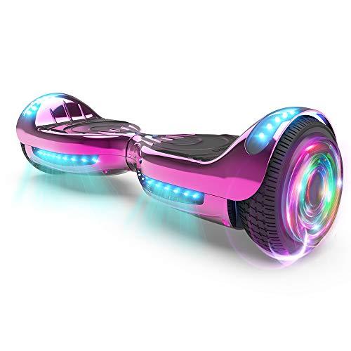 HOVERSTAR Hoverboard (Chrome Pink)