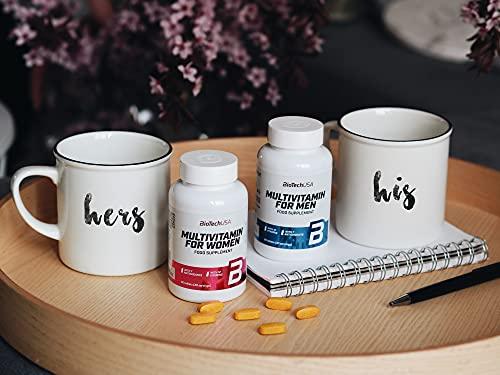 BioTech USA Multivitamin- 60 Tabletten, 1er Pack (1 x 84 g) - 5
