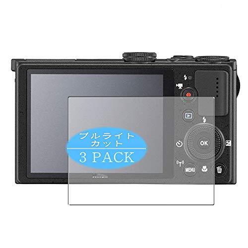 VacFun 3 Piezas Filtro Luz Azul Protector de Pantalla Compatible con Nikon COOLPIX P340,...