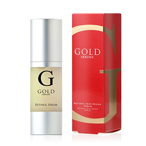 Gouden serum Retinol Skin Renew Serum